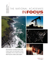 Cover of In Focus vol. 12 number 1