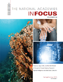 Cover of In Focus vol. 15 number 1