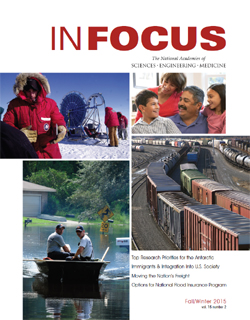 Cover of In Focus vol. 15 number 2